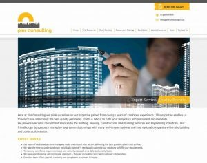 pierconsulting-website-homepage