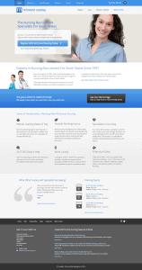 richmond nursing website homepage