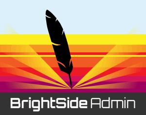BrightSide Admin Logo