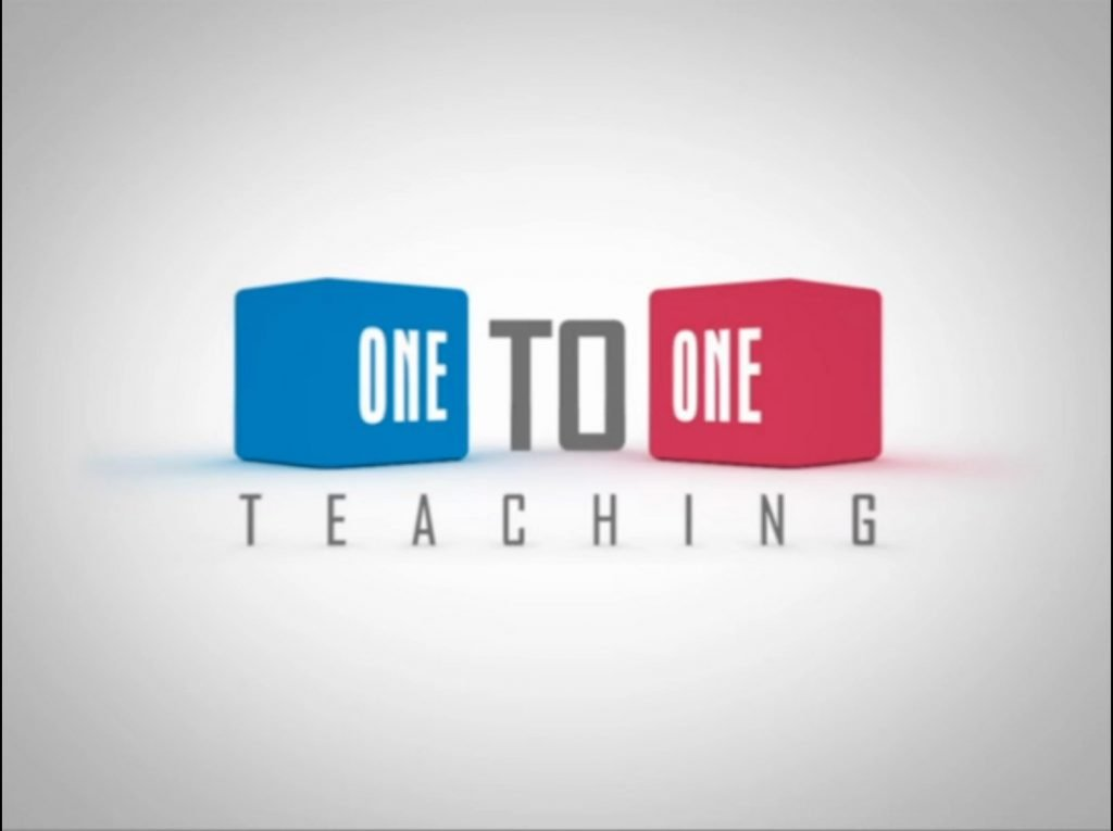 One To One Teaching - Video - 3D Animation