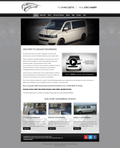 Cascade Conversions Homepage