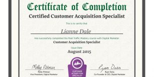 We are Customer Acquisition Specialists
