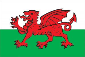 welsh red dragon symbol