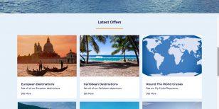 Traveland Website Design & Development