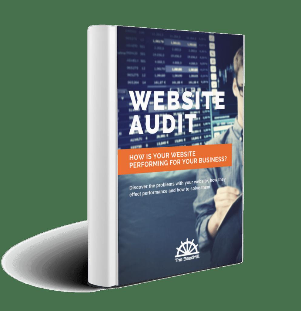 website audit mockup the seedmill