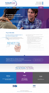 prohealthcare clients page